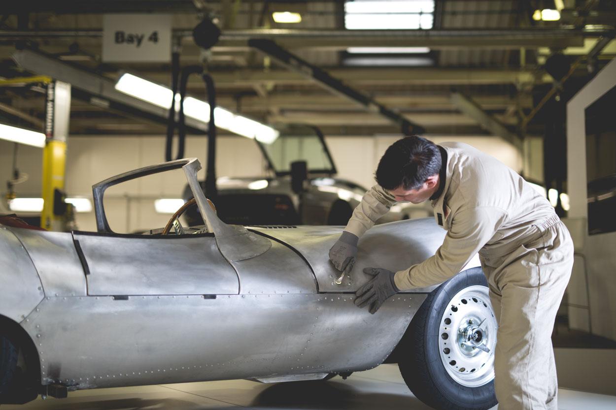 Jaguar XKSS 9