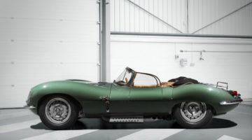 Nuova Jaguar XKSS. Il passato ritorna…