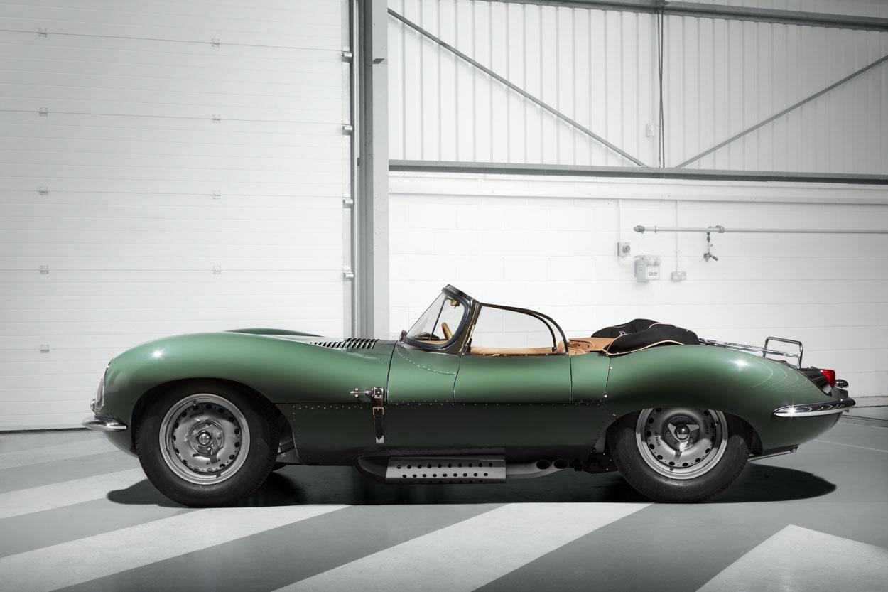Jaguar XKSS 4