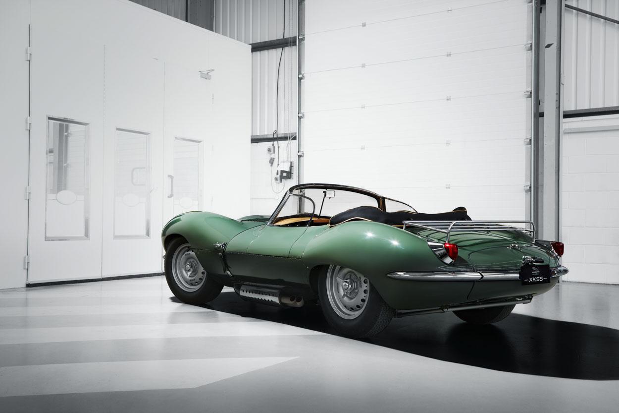 Jaguar XKSS 5