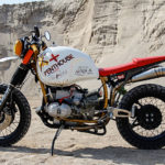 BMW R80 Dakar by Legend Bike