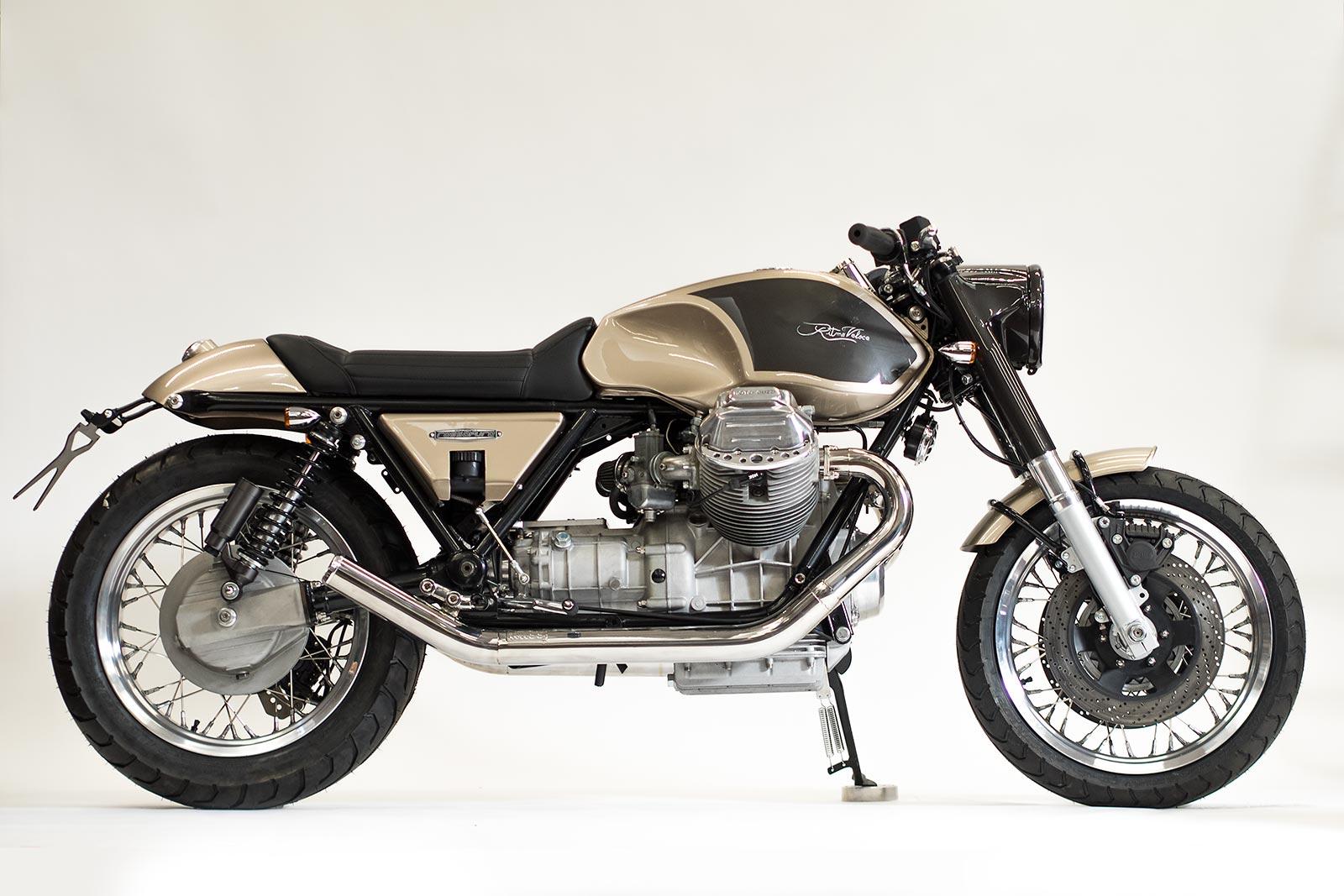 Moto Guzzi Ritmo Veloce by Officine Rossopuro (1)