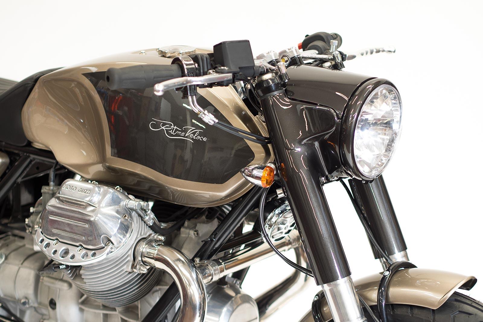 Moto Guzzi Ritmo Veloce by Officine Rossopuro (2)
