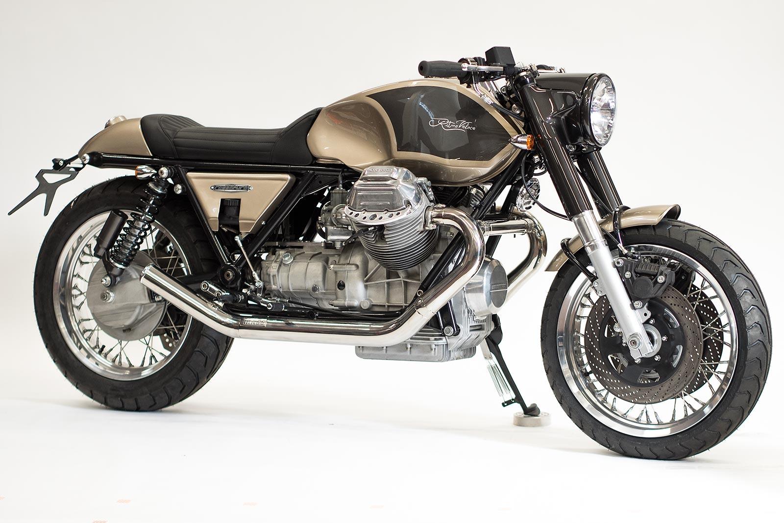 Moto Guzzi Ritmo Veloce by Officine Rossopuro (3)