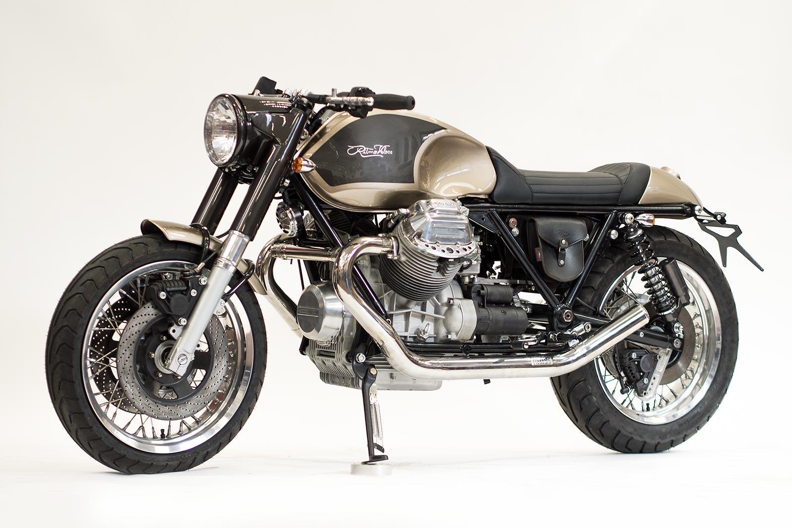 Moto Guzzi Ritmo Veloce by Officine Rossopuro (7)