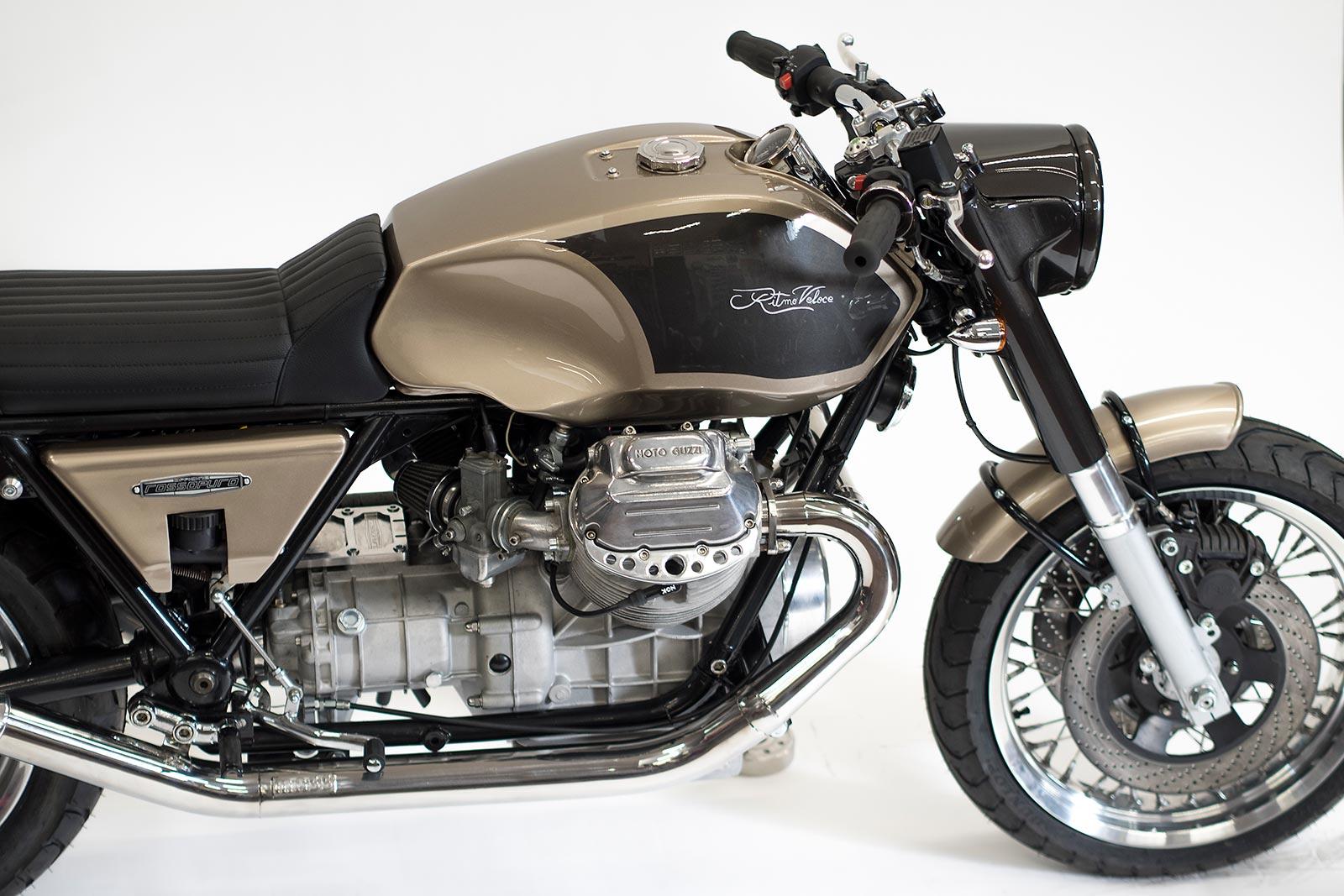 Moto Guzzi Ritmo Veloce by Officine Rossopuro (8)