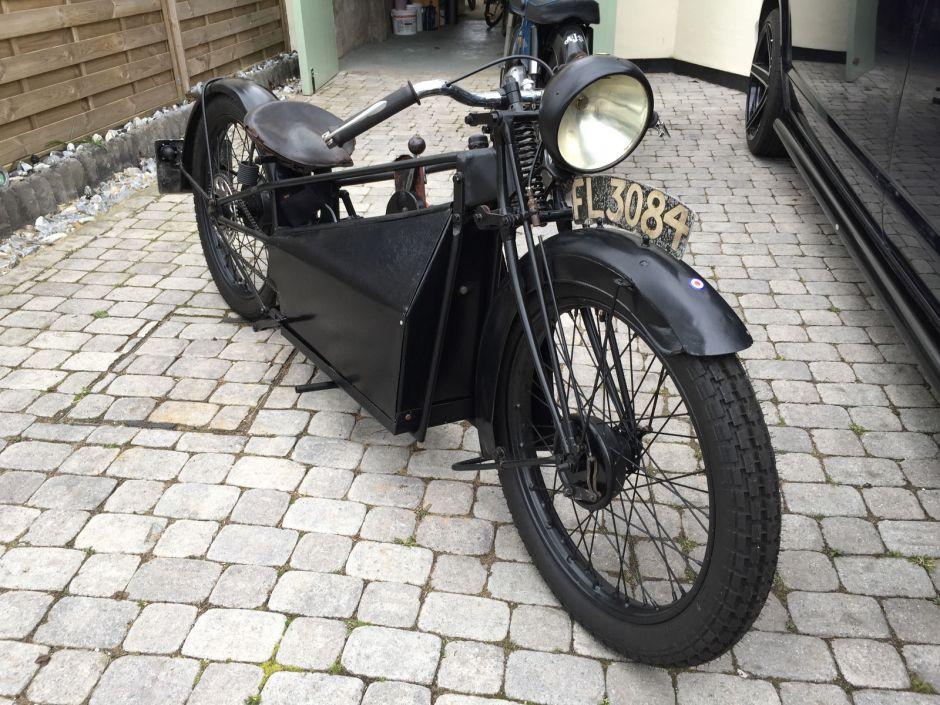 1922-pidcock douglas 1