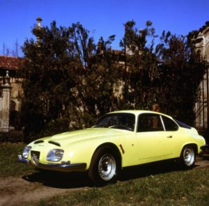 Alfa Romeo 2600 SZ Prototipo