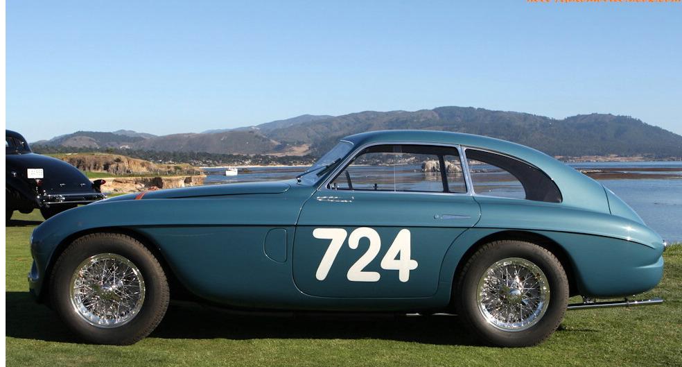 1950_Ferrari- 195S-Touring-Berlinetta-G.Marzotto