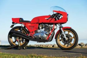 Magni R3 - motore BSA 3 cilindri - Brent Lenahan on Magni R3 jpg