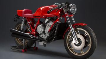 I 40 anni di moto Magni