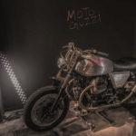 Moto Guzzi V7 Tomoto by Tom Dixon e Venier Motorcycles