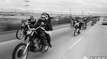 Gli Hell's Angels di Hunter Thompson erano la forza anti-establishment degli anni '60