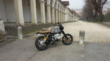 BMW R80 by SC Motor
