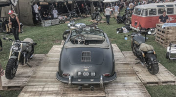 Wheels and Waves 2017. La Costa Basca e l'invasione delle special