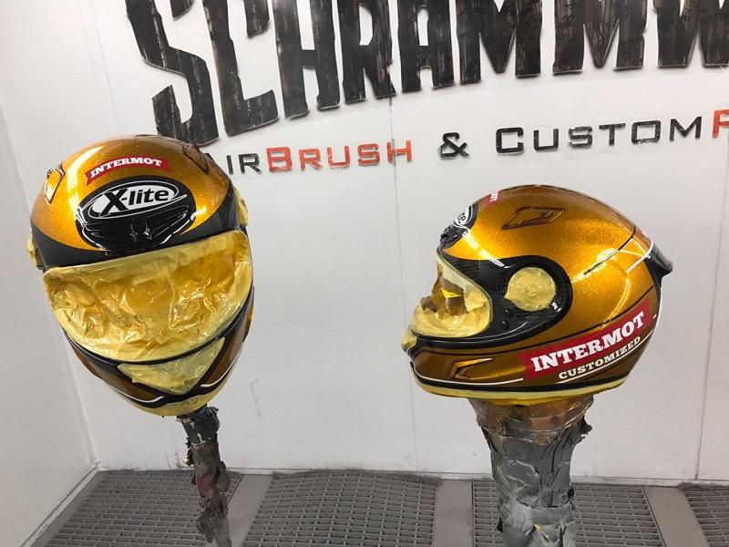 INTERMOT customized X Lite Helm