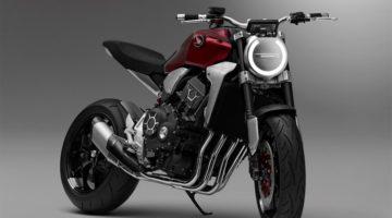 Honda Neo Sports Cafe Concept anticipa le special del futuro