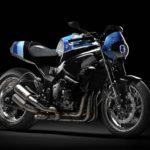 Suzuki GSX-S750 Zero by Officine GP Design