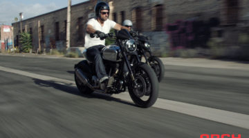 Le moto Arch Motorcycle Company di Keanu Reeves a EICMA 2017