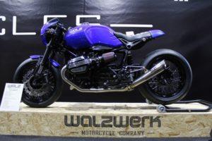La pulizia e le razionalità del design di Marcus Walz e della sua WalzWerk-Motorcycles.