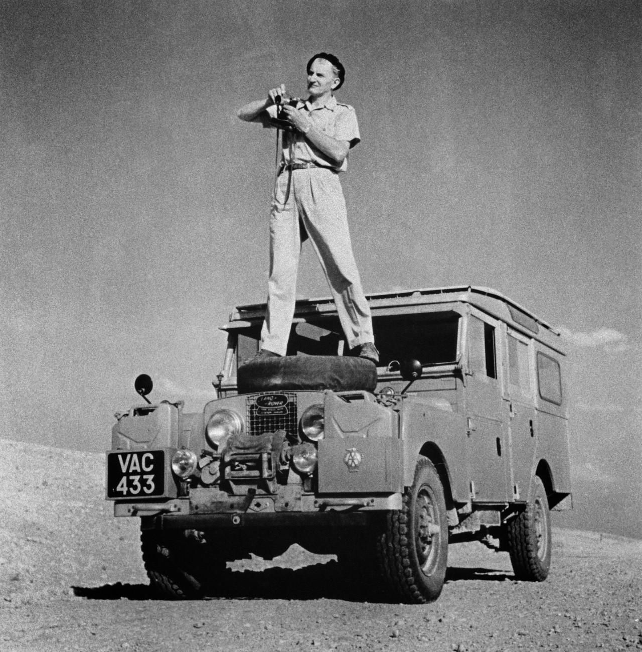 Africa. Algerian Sahara. 1957. George Rodger.