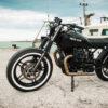 """Moto Guzzi V35 """"Dieci"""". Il reality check di Bombay Street Garage"""