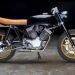 Moto Morini 500 (1980) by Revival Cycles