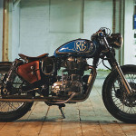 Royal Enfield 500 by MotoVida