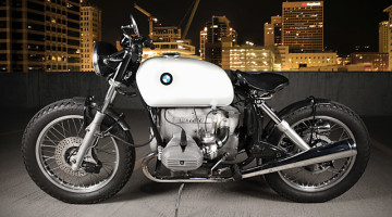 "BMW R 100 (1977) ""Night Cruise"""