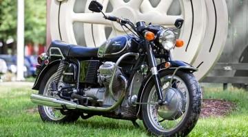 Moto Guzzi V7 750 Ambassador