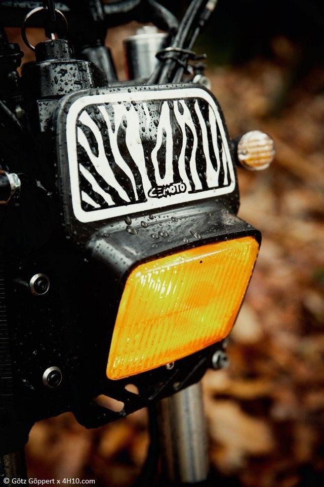 Honda NX 650 Dirty Sandy 7