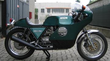 Moto Guzzi Le Mans 1 by Arturo Magni