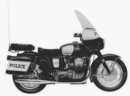 Moto Guzzi V7 Ambassador 3