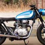 Yamaha XS 650 by Vintage Steele