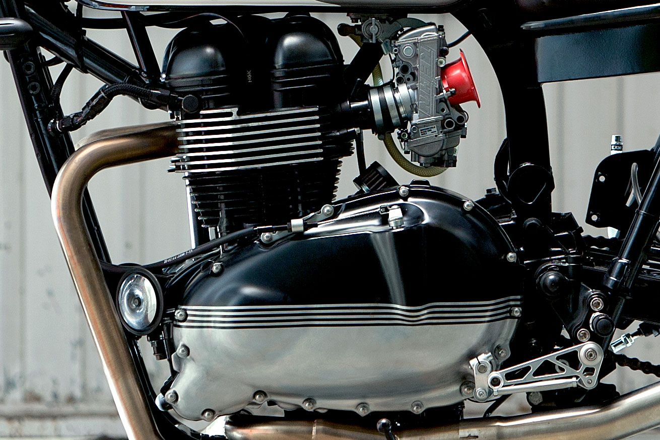 kiddo thruxton 12
