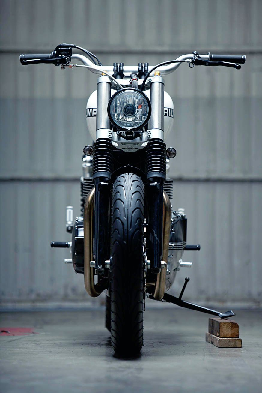 kiddo thruxton 9