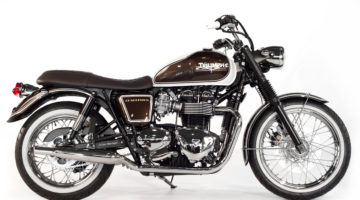 "Triumph Bonneville ""Charleston"" by Galli Moto"