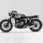 "BMW R 100 RT ""Desert Sled"" by Los Muertos Motorcycles"