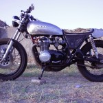 Honda 500 Four #001 (1974) by Retrogusto