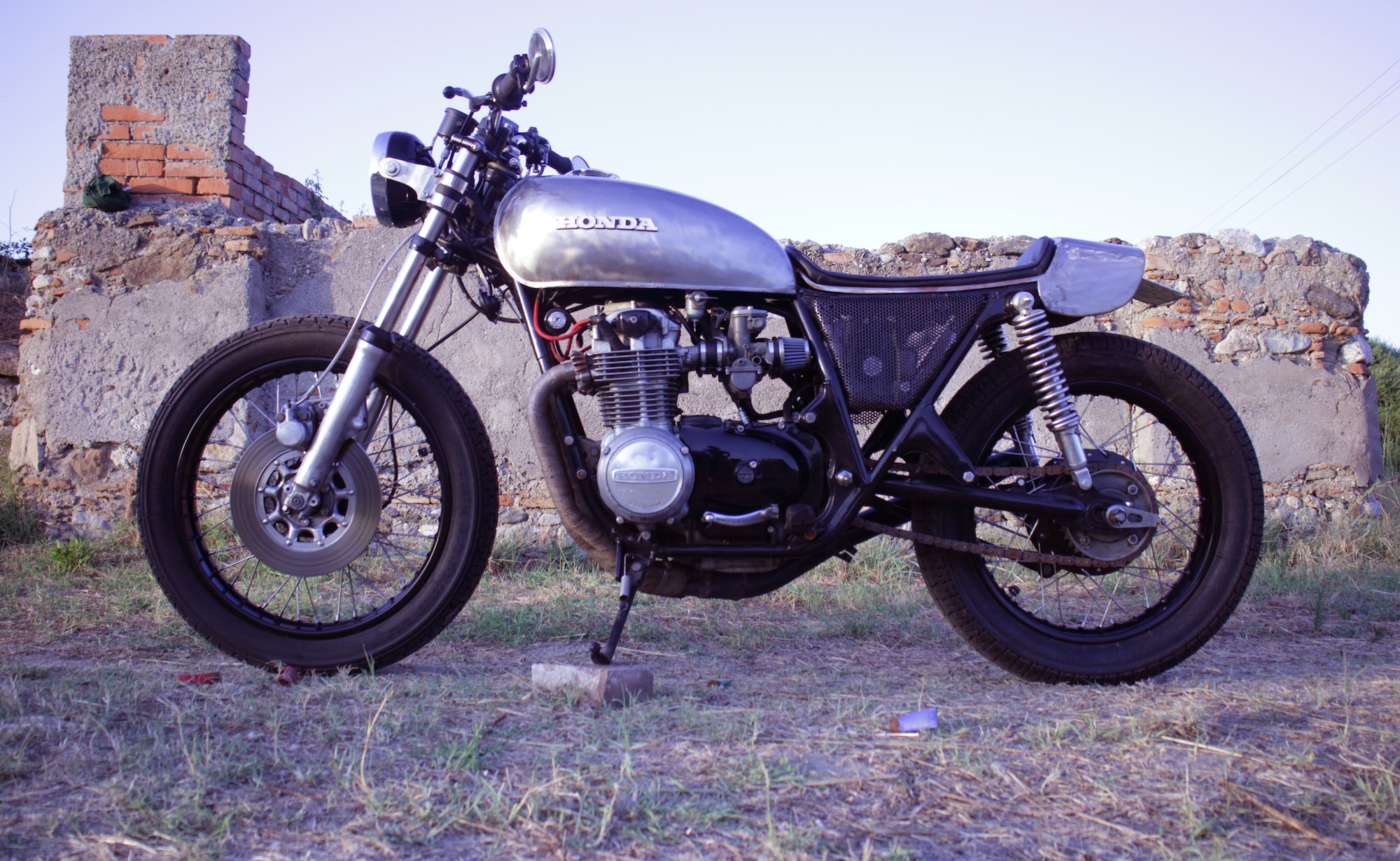 Honda CB 500 Retrogusto 01