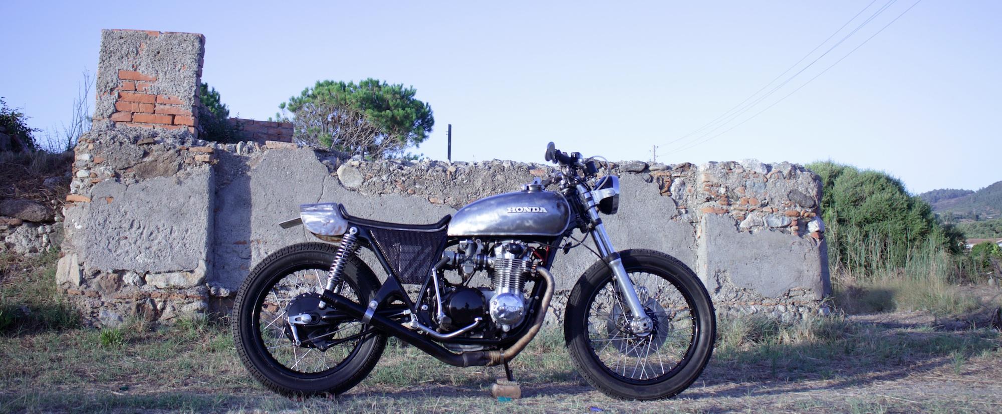 Honda CB 500 Retrogusto 1