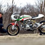 "Ducati: la nuova ""Leggero"" di Walt Siegl"