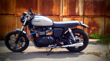 Triumph Bonneville SE by Aniba Motorcycles