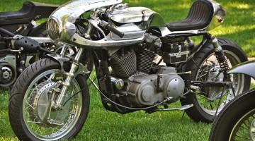 "Harley Davidson ""Café Sportster"" by Shinya Kimura"