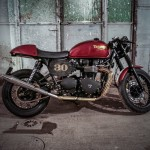 Triumph Thruxton 900 by Scalbike