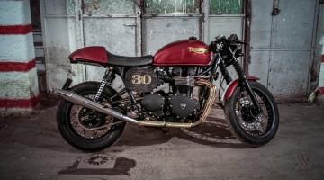 Triumph Thruxton 900 by Scalbike