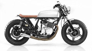 Honda CB 750 (1978) by Steel Bent Customs
