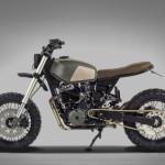 "Honda FMX 650 ""Muxima"" by Ton-Up Garage"