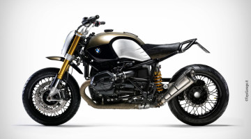 "BMW R NineT ""Shaker"" by ToysGarage"