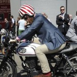 27 Settembre 2015: Distinguished Gentleman's Ride